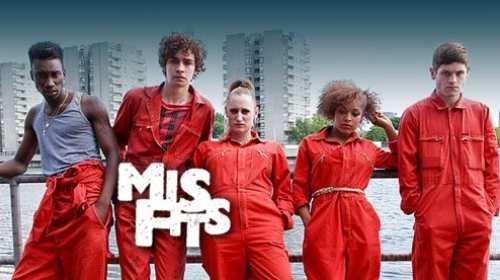 Misfits/ミスフィッツ-俺たちエスパー!