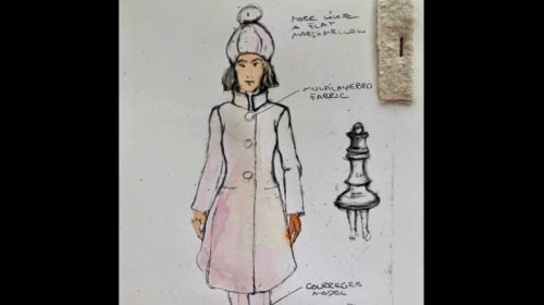 netflixクイーンズギャンビットの衣装デザイン