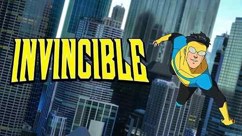 アニメ「インビンシブルinvincible」のマーク